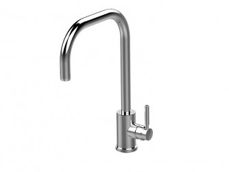 JULIET SINK MIXER WITH 'U' SPOUT 4914