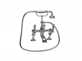 CRYSTAL LEVER BATH SHOWER MIXER SJ#330.514