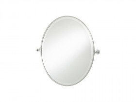 Classical Oval Tilt Mirror