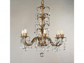 Vaughan Avranches Chandelier