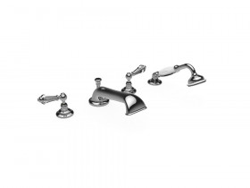 CRYSTAL LEVER BATH SHOWER MIXER SJ#364.514