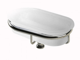 Elegant Freestanding Soap Dish Holder