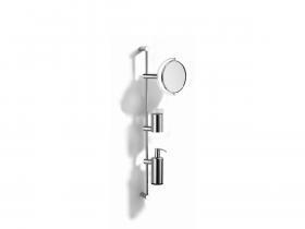 Xenon bathroom organiser, mirror (x5)
