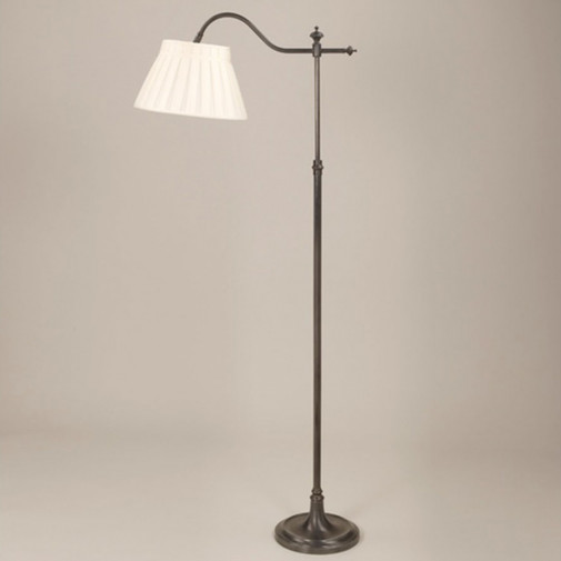 Vaughan Melrose Swan Neck Floor Lamp