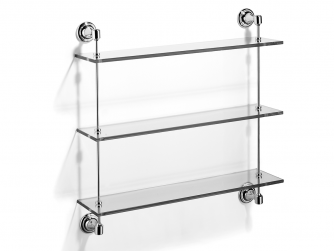 Fairfield three tier glass shelf - N9545