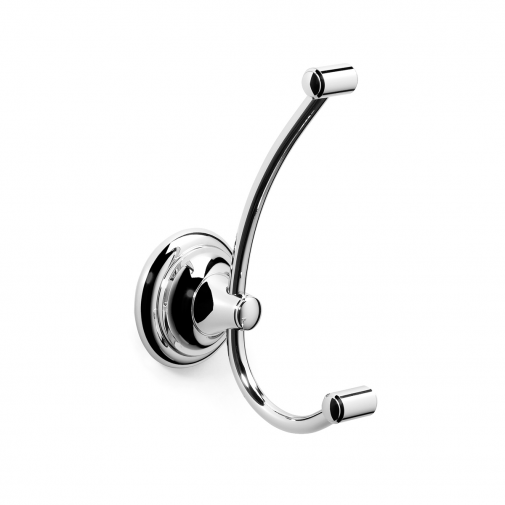 Fairfield double robe hook - N9532