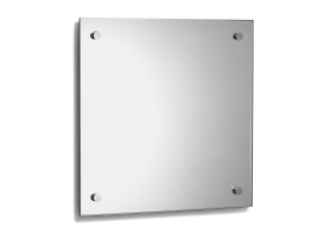 Xenon square mirror