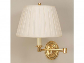 Vaughan Sanford Swing Arm Wall Light - 2