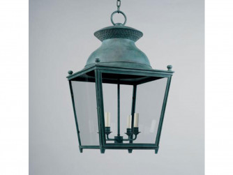 Vaughan Large French Chateau Lantern, External