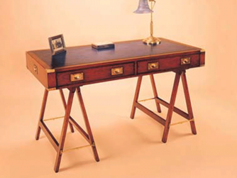 R. E. H. Kennedy Trestle Writing Table