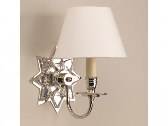Vaughan Polaris Star Wall Light