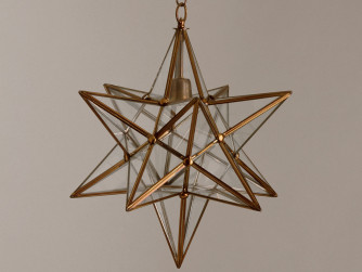 Vaughan Star Lantern Large