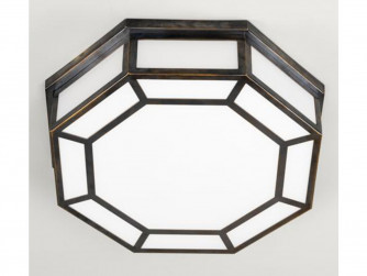 Vaughan Hunton Octagonal Flush C/L Large