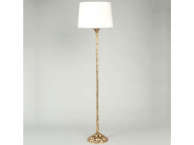 Vaughan French Acanthus Floor Lamp