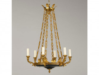 Vaughan Serrant Empire Chandelier