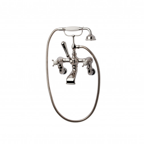 SEJT02-3019WG FINLEY Bath&Shower with X-TOP WhiteGold