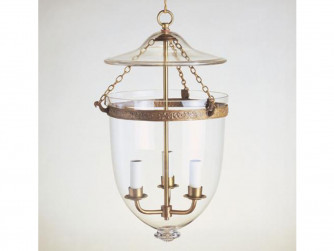Vaughan Glass Globe Lantern