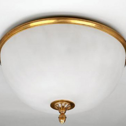 Vaughan Ravenscourt Flush Ceiling Light
