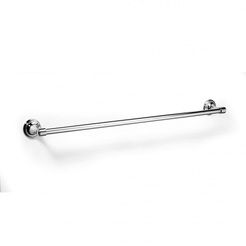 Fairfield standard length single towel rail - N9551-A