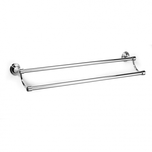 Fairfield double towel rail N9552-A