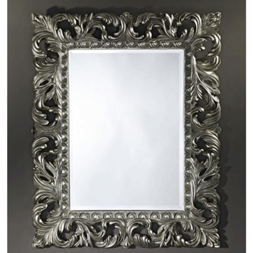 Tindle Decorative Gold/Silver Frame Mirror