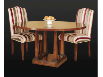 R. E. H. Kennedy Round Dining Table