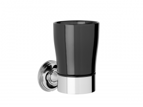 Style Moderne Tumbler holder - Black