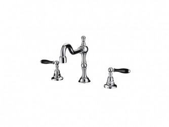 Bec 3-hole basin mixer kit
