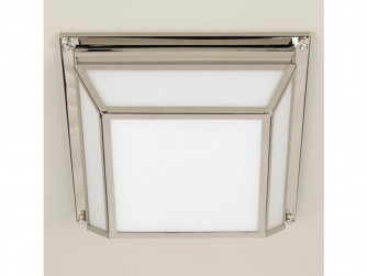 Vaughan Oakland Flush Ceiling Light