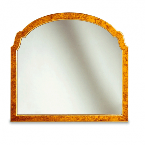 Titchmarsh & Goodwin Walnut Gilt Landscape Mirror 3