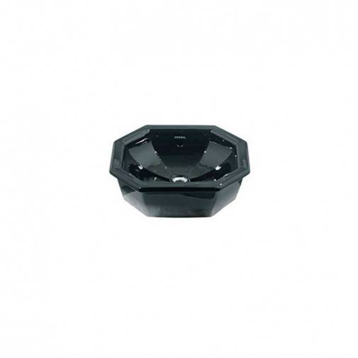 ASTORIA DECO BLACK Inset Basin