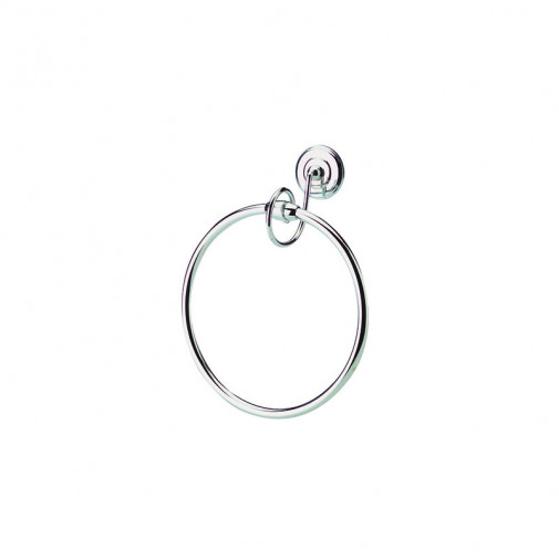 Istia Wall Mounted Towel Ring