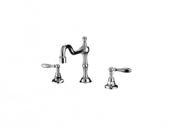 Pre 3-hole basin mixer kit