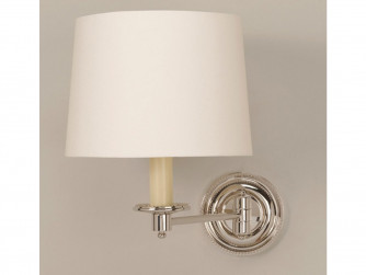 Vaughan Milford Swing Arm Wall Light