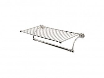 SEJA01-6961WG EVELYN Towel Rack White Gold