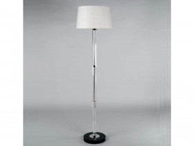 Vaughan Charlton Octagonal Glass Floor Lamp