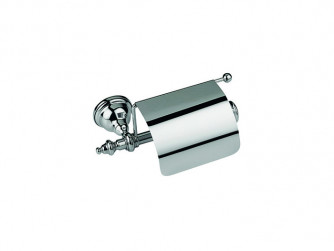 Avignon Wall Mounted Covered Toilet Roll Holder