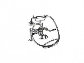 Notte Bath shower mixer kit