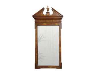 Titchmarsh & Goodwin Mahogany Mirror