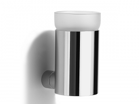 Xenon toothbrush holder