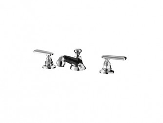 Poulie 3-hole basin mixer kit