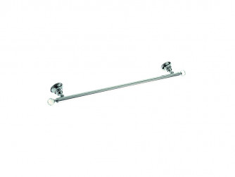 Pimlico 620mm Wall-mounted Towel Rail