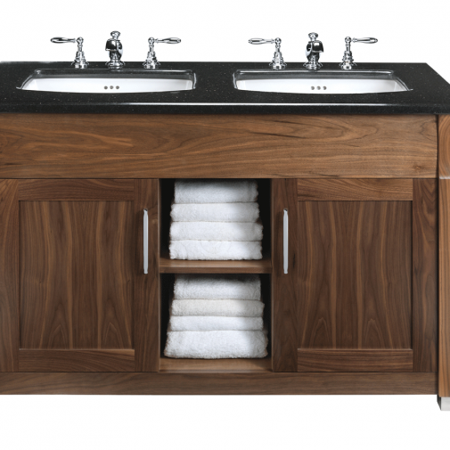 Imperial Bathrooms Barrington twin vanity