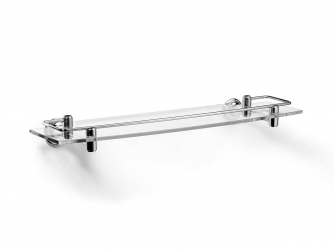 Fairfield glass shelf with lifting rail - N9543